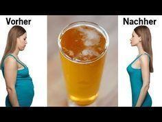 Koche nur 2 Zutaten & trinke diese vor dem Schlafen gehen und du wirst Gewicht über Nacht verlieren! - YouTube
