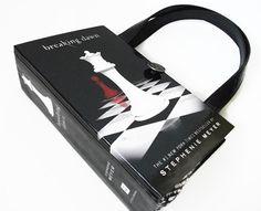 Book Purse Breaking Dawn Twilight Book Handbag by retrograndma, $69.99