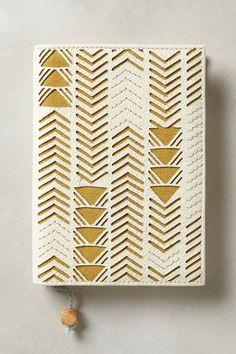 Leather Sagitta Journal #anthrofave