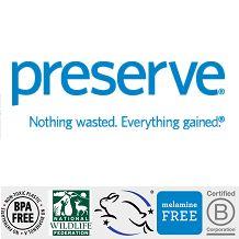 Preserve est une entreprise à vision sociétale, qui fabrique des produits 100% recyclés et recyclables !  Eric Hudson, le fondateur, qui oeuvre depuis plus de vingt ans pour le respect de la nature et de l'environnement a créé une gamme de produits ECO-SUPERIEURS alliant écologie, design, durabilité, facilité d'utilisation. Les 3 mots principaux sont: REDUIRE - REUTILISER - RECYCLER Un concept unique car il allie: •écologie •style, beauté, design •ergonomie •durabilité •qualité extrême