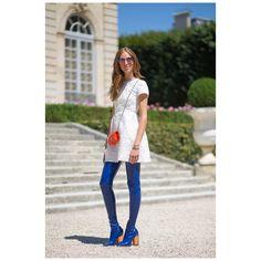 Chiara • @chiaraferragni #chiaraferragni #dior #couture #paris #style #streetstyle #blogger #moda #mode #fashion #theoutsider #theoutsiderblog #diegozuko