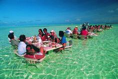 Bora Bora Sea Restaurant | See More Pictures | #SeeMorePictures
