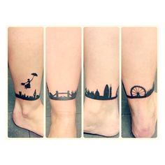 Mary Poppins tattoo More
