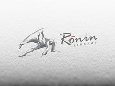 Ronin Kendama | Logo Design by simc