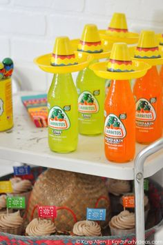 Cinco De Mayo Mexican Fiesta by Kara Allen | Kara's Party Ideas | KarasPartyIdeas.com favors, decor, DIY ideas, recipes and more!