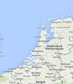 Welkom bij 'op de kaart' - Onderwijs en ondernemen / Projecten in Nederland