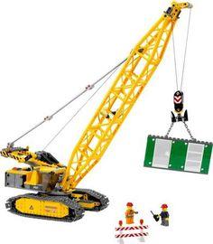 LEGO City Construction Sets