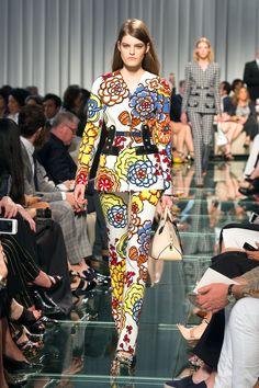 Flower Girl; Louis Vuitton