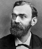 Dynamite Inventor Alfred Nobel (1833-1896)