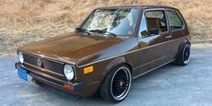 Find of the Day: 1976 Volkswagen Golf 1