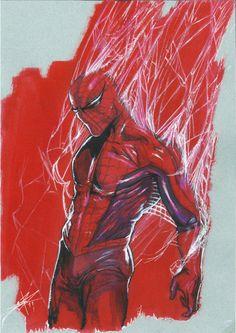 Spiderman - By: Jerem-Boulivet