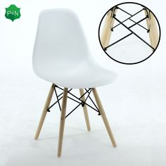 Romano chair has retro style design. This is NOT EAMES CHAIR or ITS REPLICA. We aim to serve as your with best service. Our office and warehouse is in Leicester. We are always happy to help and sort out any issues you may have.   eBay!