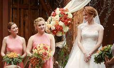 Grey's Anatomy Wedding: I Found April Kepner's Ultra-Romantic Wedding Dress.