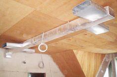 Воздушное отопление частного дома: экономия и высокий КПД Home Technology, Winter Is Coming, House, Garden, Basement, Clothes, Homemade Tools, Houses, Interiors