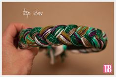 DIY: braided headband
