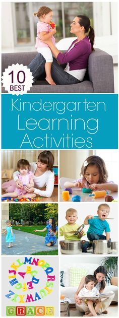 Here is list of learning games and activities that will make learning a fun filled activity for your toddler.