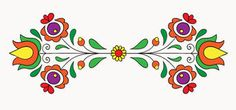 Hungarian Folk Motif - Download From Over 54 Million High Quality Stock Photos, Images, Vectors. Sign up for FREE today. Image: 36314091