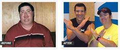 """""""I'm in a wheelchair and lost 133lbs doing P90X"""" 