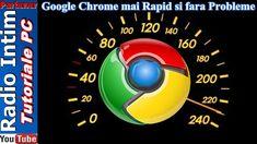 Google Chrome mai Rapid si fara Probleme