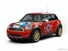 "MINI Cooper ""George Harrison"" #Beatles"