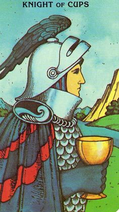 Opening to Love -Affirmations And Prayer Fom The Knight of Cups ...