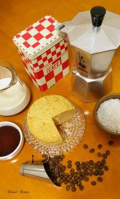 Porridge Tapioca au café au lait: le « godó » de mon enfance – par Chaud Patate Latte, Peanut Butter, Coffee Latte