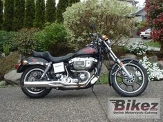 black harley fxs low rider - Google Search