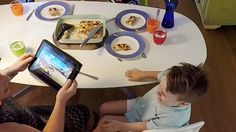 Technology has hijacked family dinnertime. DOLMIO Pepper Hacker crackes pepper , shuts down TV , wipes out WiFi and disables mobile...IF this is a problem in your household...This is genius and works miracles  :)))) Thanks to Dolmio,Australia...Brilliante, Mwau !