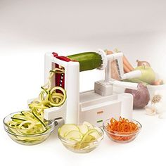 SPIRALETTI Farberware Pro Spiral Vegetable Slicer ** Be sure to check out this awesome product. (Amazon affiliate link)