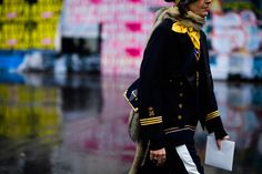 The 50 Best Street Style Looks from New York, London, Milan and Paris Photos | W Magazine