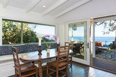 LOVE that huge glass slider Mobile Home for sale Paradise Cove Malibu (16)
