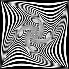 optical art