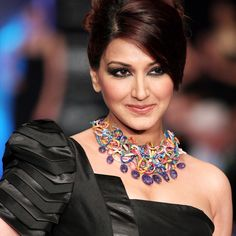 Sonali Bendre #Bollywood #Fashion