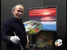 ΗΡΑΚΛΗΣ ΠΑΣΧΑΛΙΔΗΣ 11Β - YouTube Bob Ross, Youtube, Painting, Art, Art Background, Painting Art, Kunst, Paintings, Performing Arts