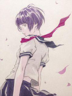 ざわつく風 by Eisaku