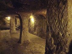 Cappadocia, Turkey - Derinkuyu (underground city)