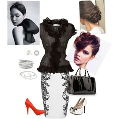 Looking Good!! by ltnstyle on Polyvore