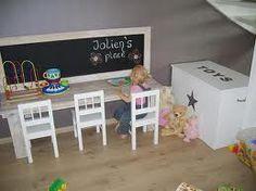 Kids corner in living room – Kids Knoll