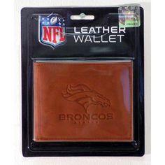 Denver Broncos NFL Manmade Leather Billfold
