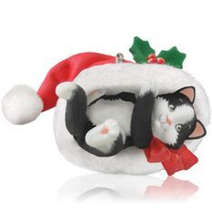 Mischievous Kittens - Christmas Ornaments - Hallmark