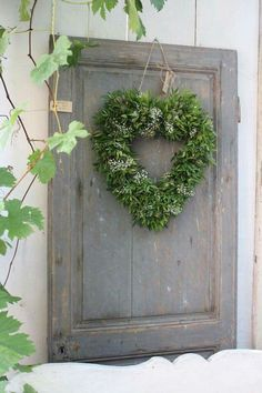 Raindrops and Roses Wreaths For Front Door, Door Wreaths, Valentine Decorations, Christmas Decorations, Raindrops And Roses, Clothes Pin Wreath, Poinsettia Wreath, Wreaths And Garlands, Christmas Wreaths