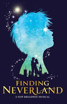 Finding Neverland, Lunt-Fontanne Theatre, NYC Show Poster // Broadway tickets! Broadway Posters, Broadway Tickets, Movie Posters, Finding Neverland Broadway, Peter Pan Musical, Matthew Morrison, Evil Stepmother, All That Matters, Event Calendar