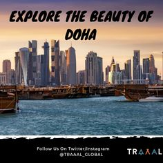 Explore The Beauty Of Doha (^_^) #FollowUs and #StayTuned For Updates \m/ #travel #discover #travelling #middleeast #qatar #qataris #arab #arabworld #mena #onlinetravelagency #startups #business #interiordesign #structures #art #photography #nature #tourists #travellers #tours #travelogue #travelgram #travelphotography #instatravel #instaart #ilovetravelling #subscribe #comingsoon