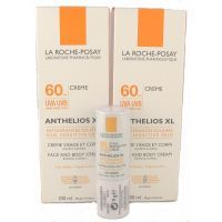 Our Anthelios XL Package is a combination set containing high SPF 60 Anthelios sunscreens. Formulated with Mexoryl Technology, this set contains two (2) Anthelios XL SPF 60 Cream and one (1) Anthelios XL SPF 60 Face Stick to give you the best UV protection on the market today!
