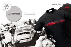 RESCUEFASHION – T - shirt design Porsche 911