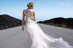 Fresh Spring Wedding Dresses | B-Inspired | BHLDN