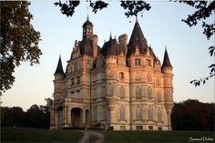 Château de Bon-Hôtel, à Ligny-le-Ribault (45240) Loiret