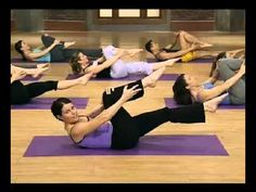 Work out portion with Charity....Pick your spot Pilates......Find your spot part 1 5