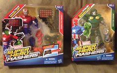 Hasbro Marvel Super Hero Mashers