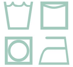 """My Homemade Laundry Products """"Cheat Sheet"""" 
